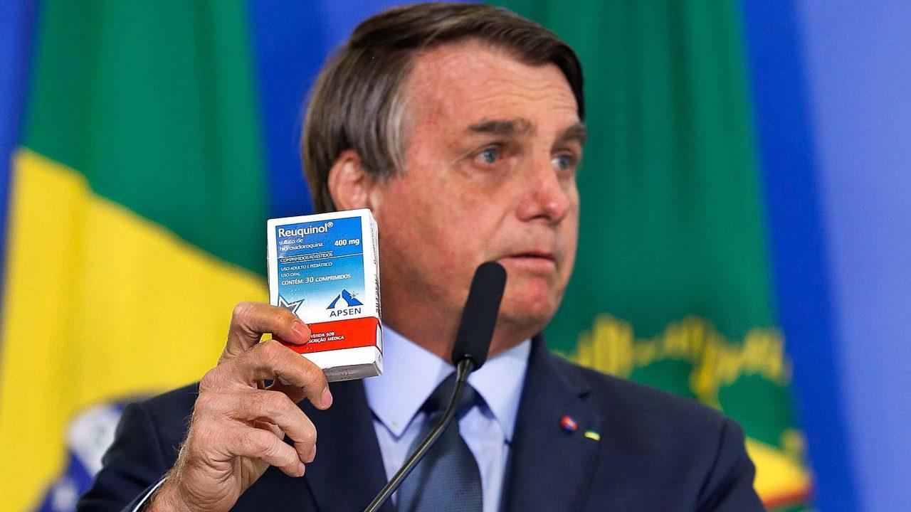 bolsonaro-cloroquina-carolina-antunes-setembro-2020