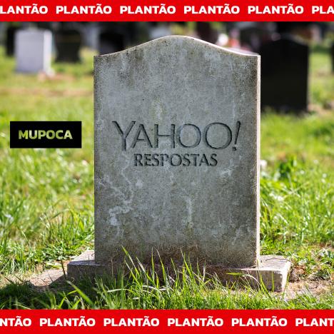 Capa - Plantão  #1 - RIP Yahoo Respostas