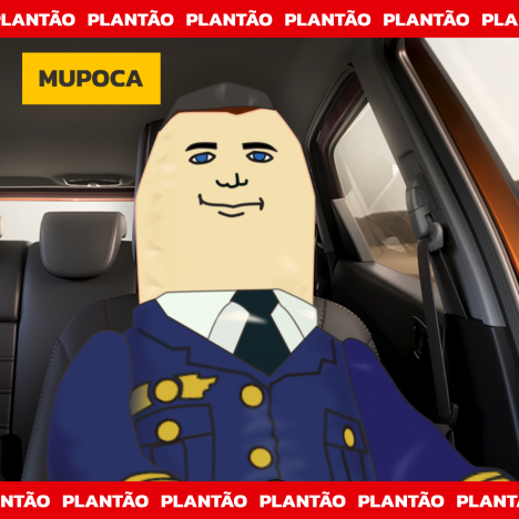 Capa - Plantão  #2 - Apertem os cintos, o piloto automático sumiu!