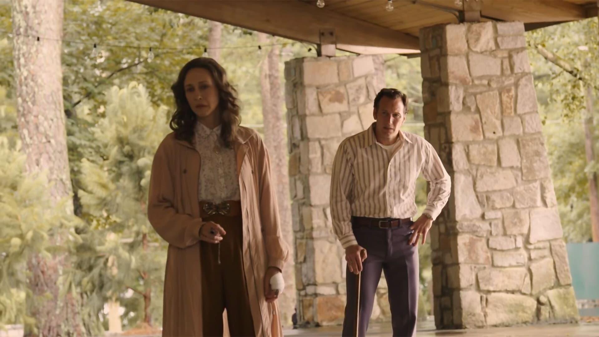 """O casal Warren está de volta no trailer do terceiro """"Invocação do Mal"""""""