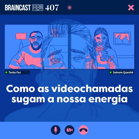 Capa - Como as videochamadas sugam a nossa energia