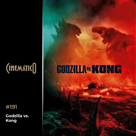 Capa - Godzilla vs. Kong