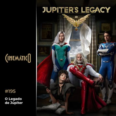 Capa - O Legado de Júpiter