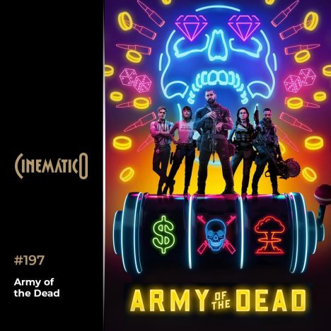 Capa - Army of the Dead