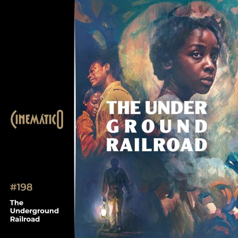 Capa - The Underground Railroad
