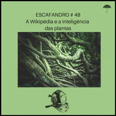 Capa - A Wikipédia e a inteligência das plantas