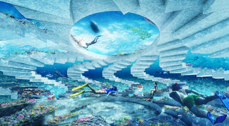 OMA-Miami-Beach-Underwater-Sculpture-Park-Reefline-Shohei-Shigematsu-my-modern-met-1