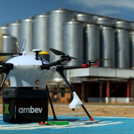 ambev-drone