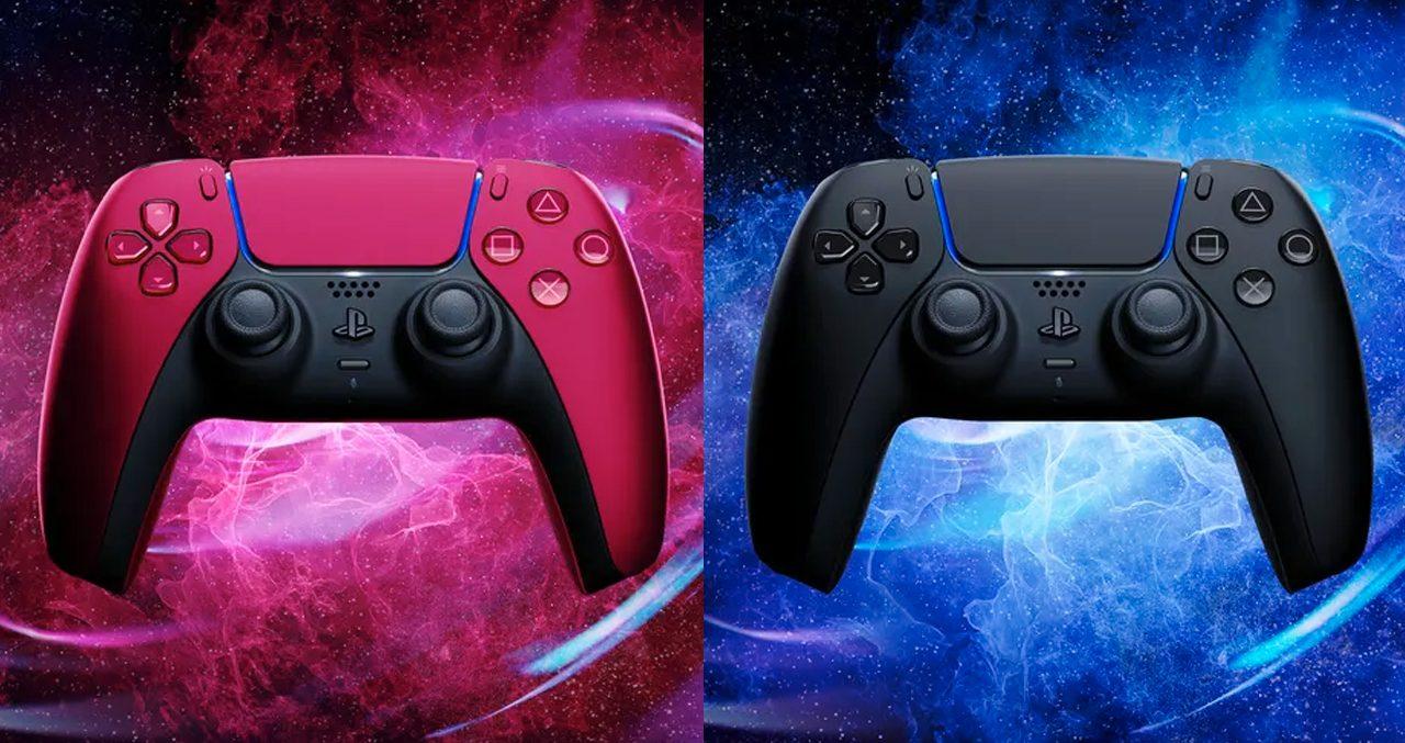 Sony anuncia dois novos modelos do DualSense