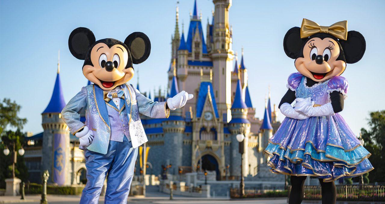 Disney World já planeja receber visitantes sem máscaras, seguindo orientações do CDC