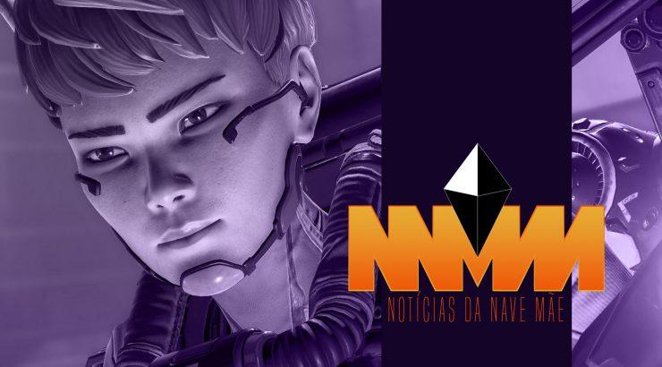 Notícias da Nave Mãe 112 – O futuro de Apex Legends, as vendas de PlayStation 5 e Series S|X e mais