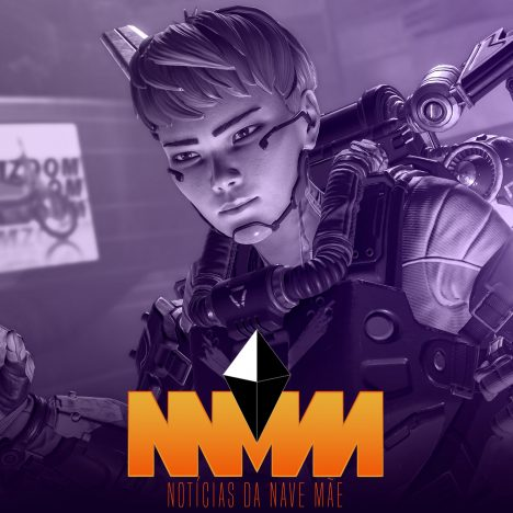 Capa - Notícias da Nave Mãe 112 - O futuro de Apex Legends, as vendas de PlayStation 5 e Series S|X e mais
