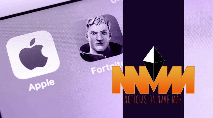 Notícias da Nave Mãe 113 – Informações que surgiram da disputa entre Apple e Epic, PlayStation firma parceria com Discord e mais