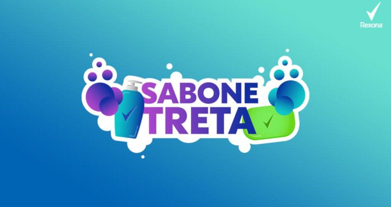 """Rexona cria """"sabonetreta"""" para reforçar importância da higienização das mãos"""