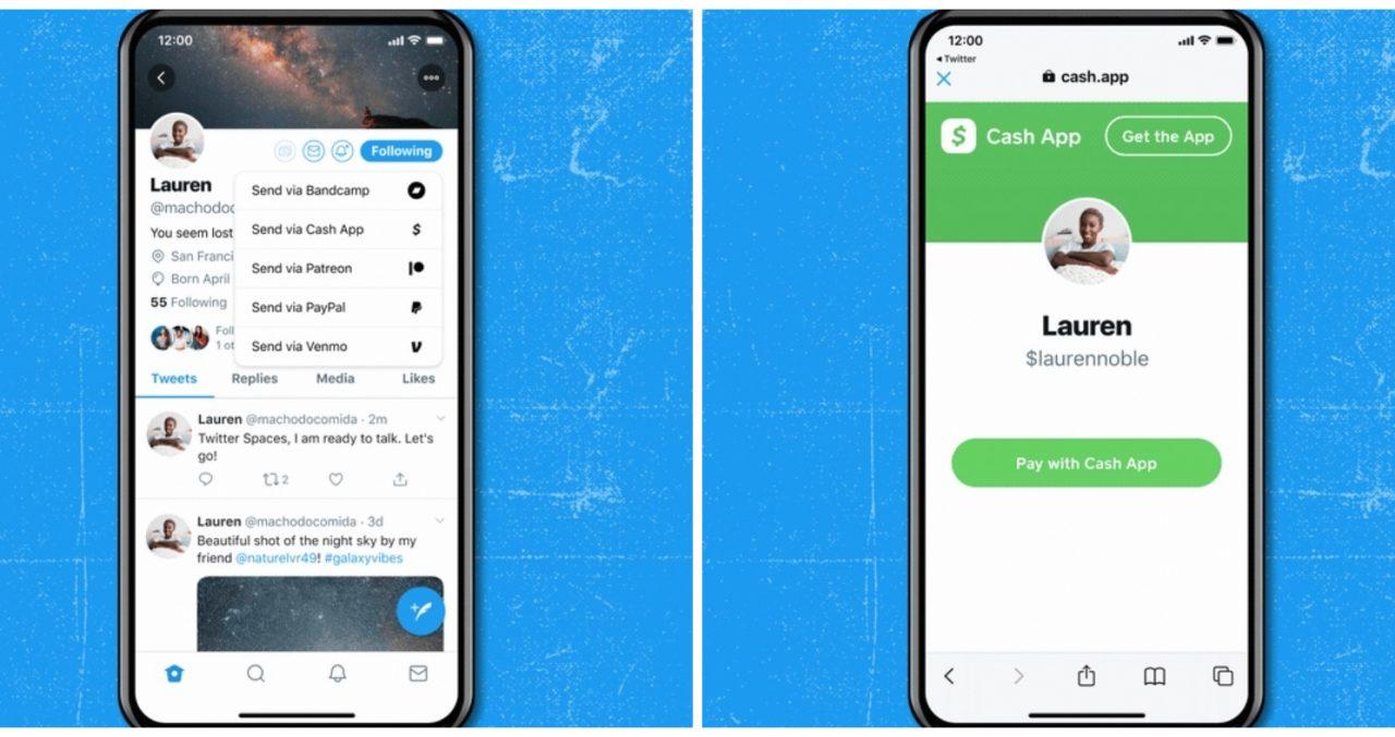 Twitter começa a testar recurso de gorjetas