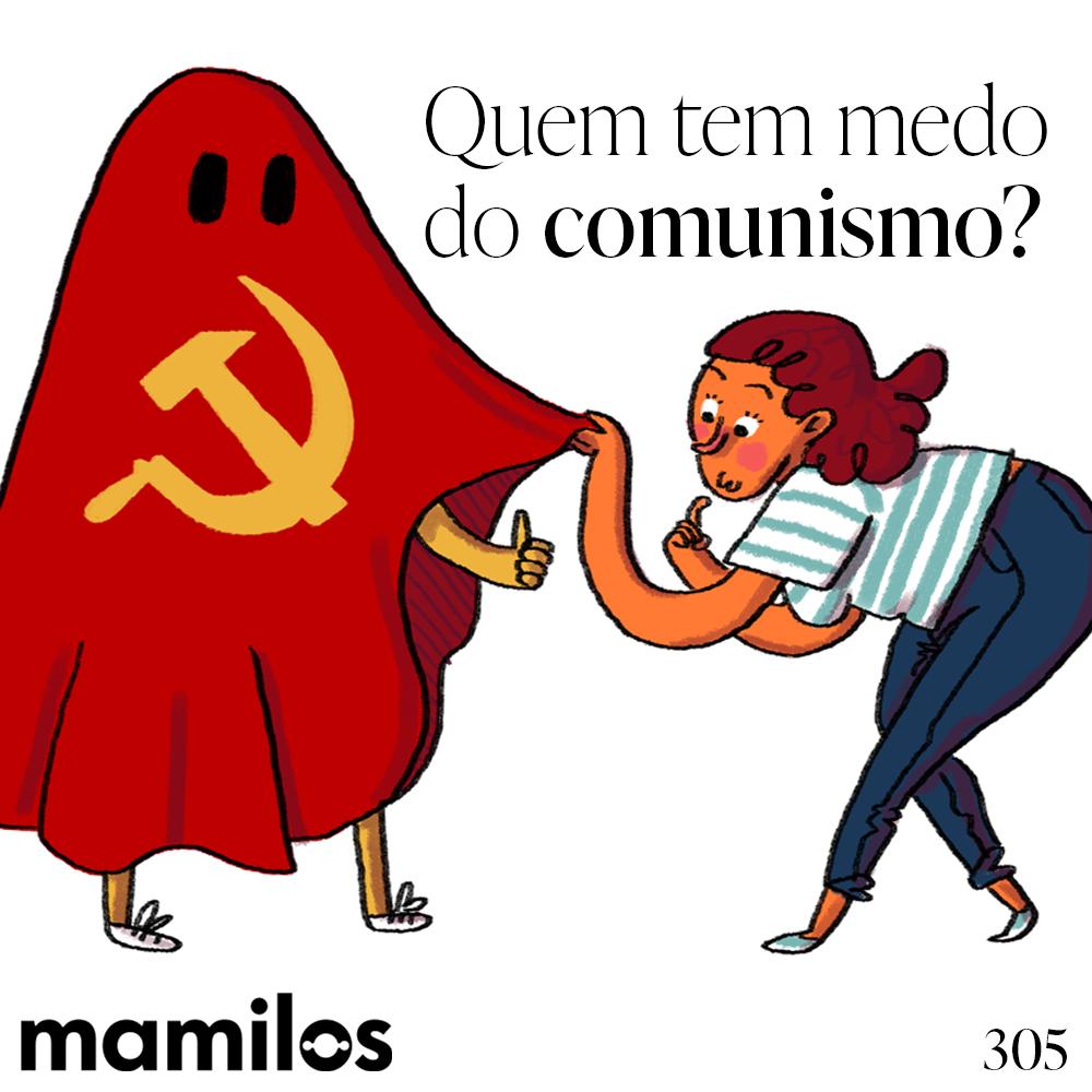 Capa - Quem tem medo do comunismo?
