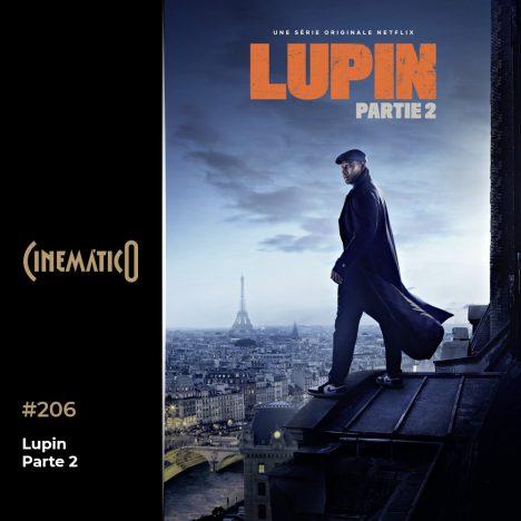 Capa - Lupin Parte 2