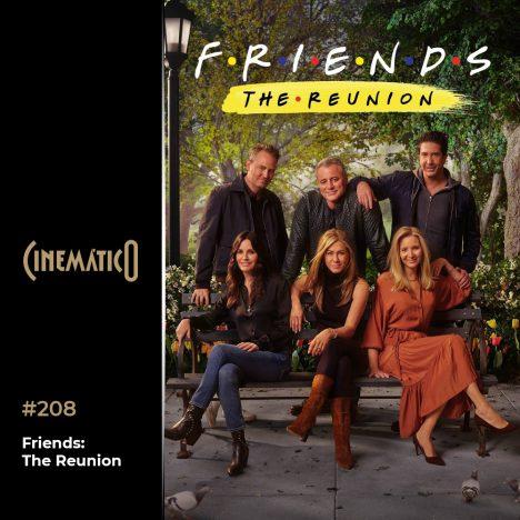 Capa - Friends: The Reunion