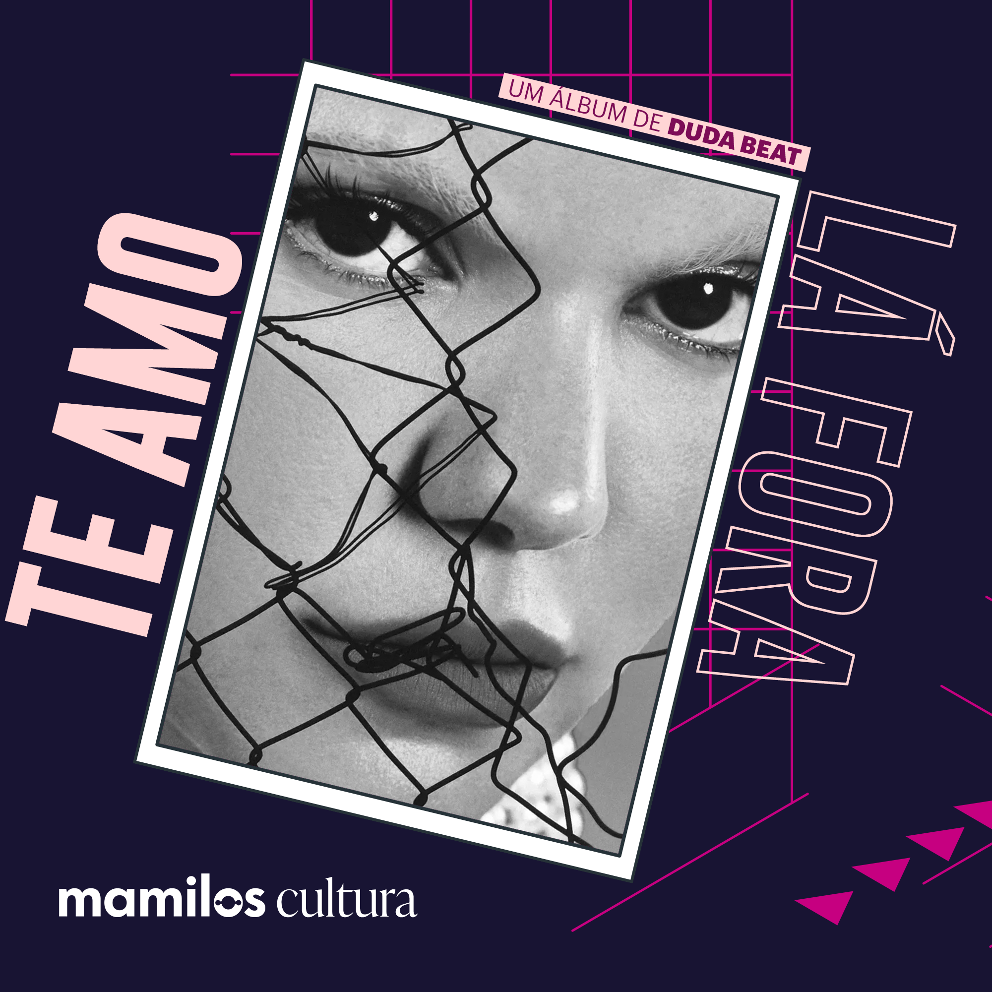 """Capa - Mamilos Cultura 34: Álbum """"Te Amo Lá Fora"""" – sofrência"""
