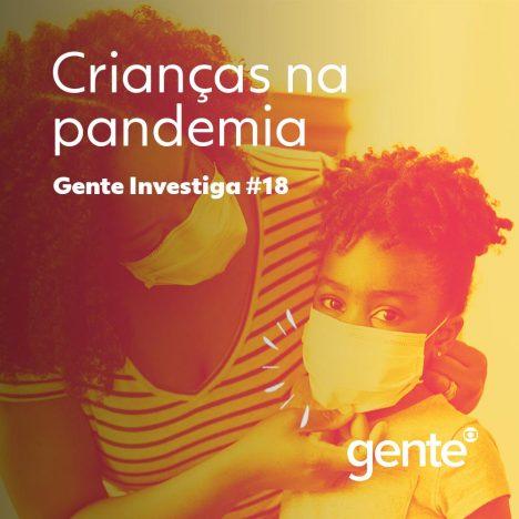 Capa - Crianças na pandemia