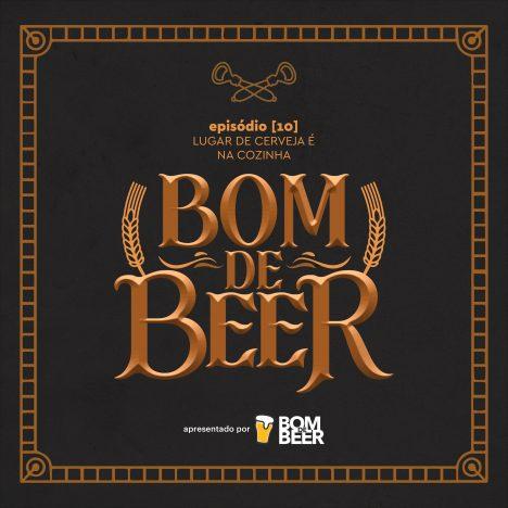 Capa - Ep. 10: Lugar de cerveja é na cozinha (harmonização)