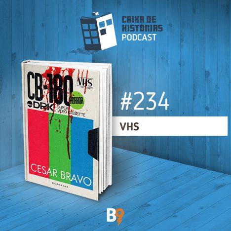 Capa - VHS