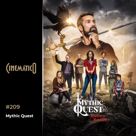 Capa - Mythic Quest