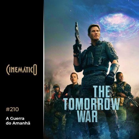Capa - A Guerra do Amanhã