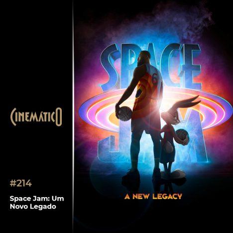 Capa - Space Jam: Um Novo Legado
