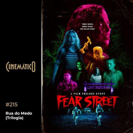 Capa - Rua do Medo (Trilogia)