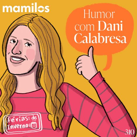 Capa - Humor com Dani Calabresa