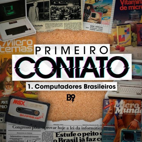 Capa - Computadores brasileiros