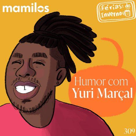 Capa - Humor com Yuri Marçal