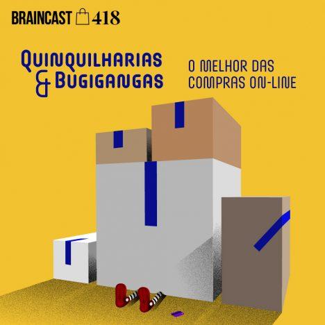 Capa - Quinquilharias & Bugigangas: o melhor das compras online