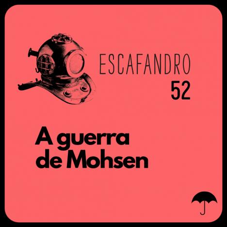 Capa - A guerra de Mohsen