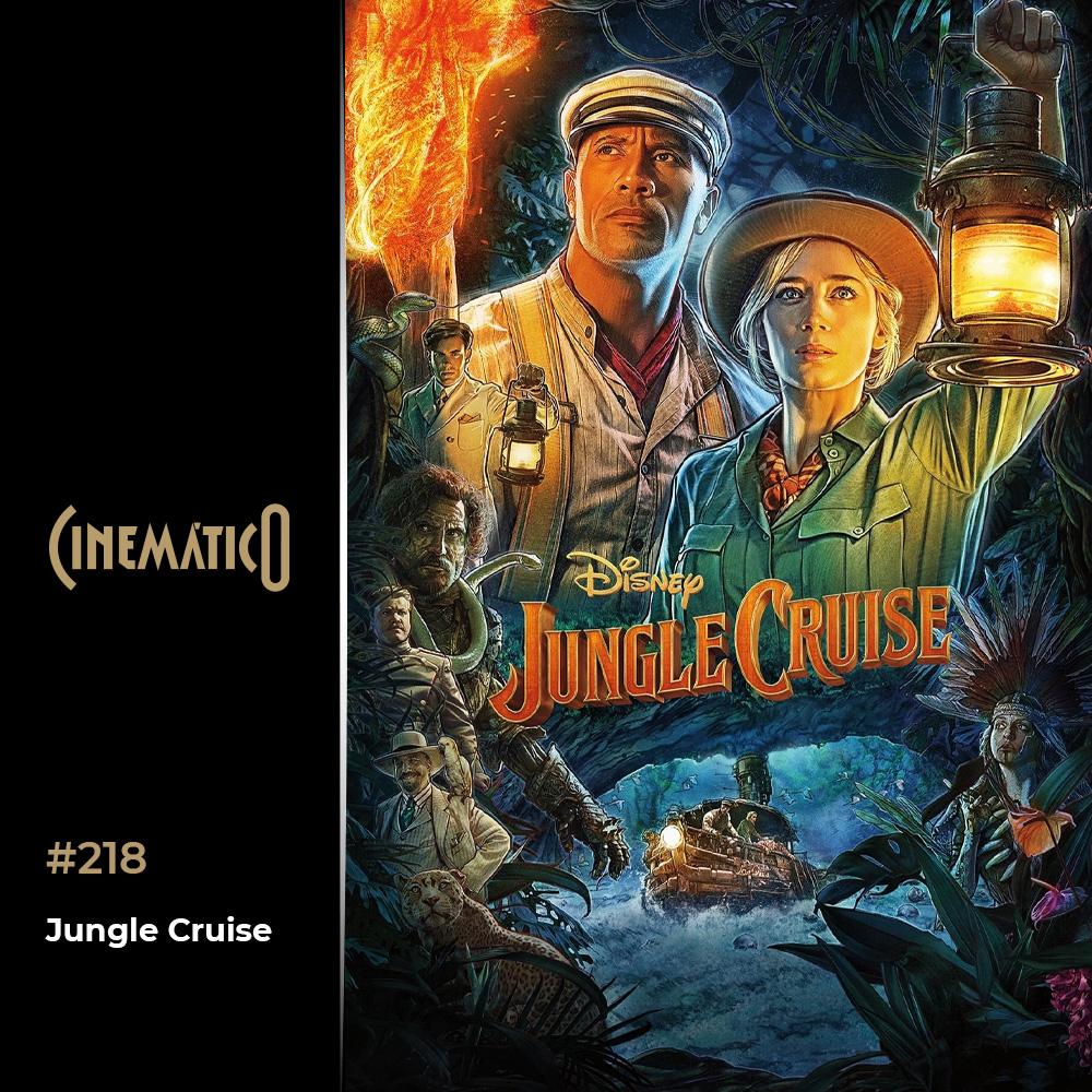 Capa - Jungle Cruise