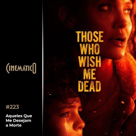 Capa - Aqueles Que Me Desejam a Morte