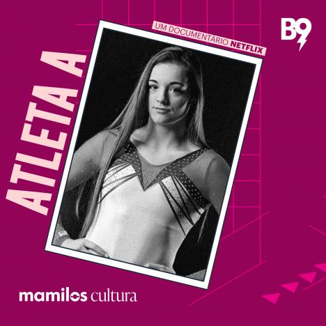 """Capa - Mamilos Cultura 37: Documentário """"Atleta A"""" – Vencer além do pódio"""
