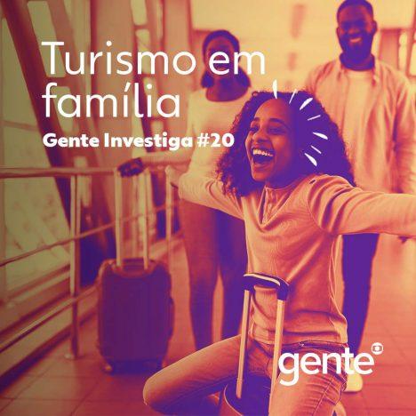 Capa - Turismo em família