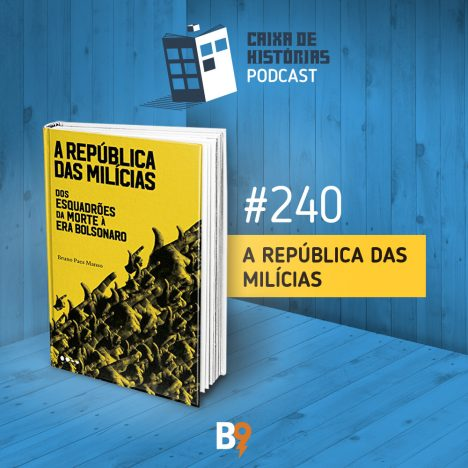 Capa - A República das Milícias