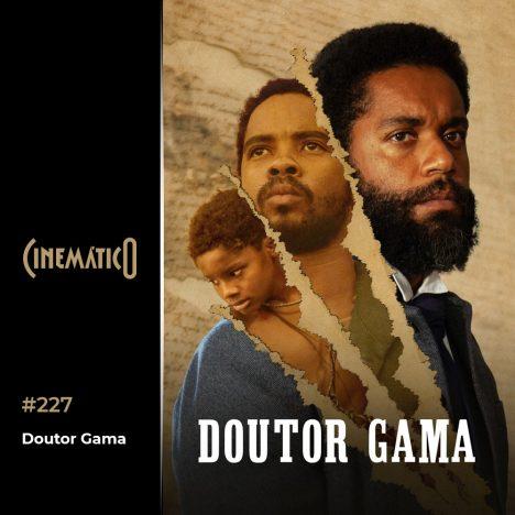 Capa - Doutor Gama
