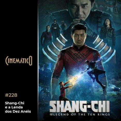 Capa - Shang-Chi e a Lenda dos Dez Anéis