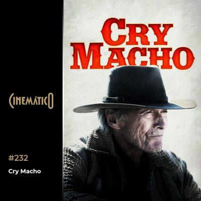 Capa - Cry Macho
