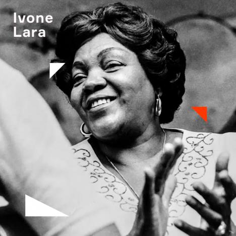 Capa - Ivone Lara