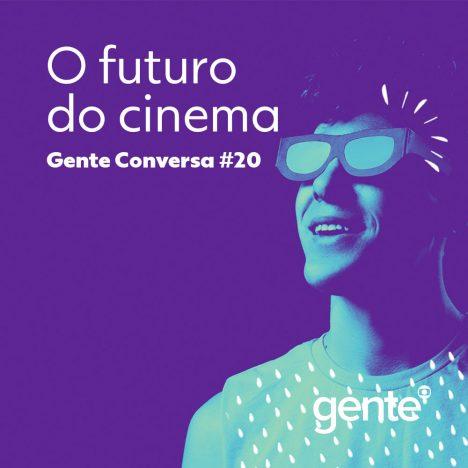 Capa - O futuro do cinema