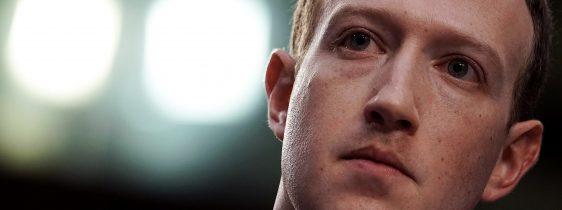 Facebook CEO Mark Zuckerberg Testifies At Joint Senate Commerce/Judiciary Hearing