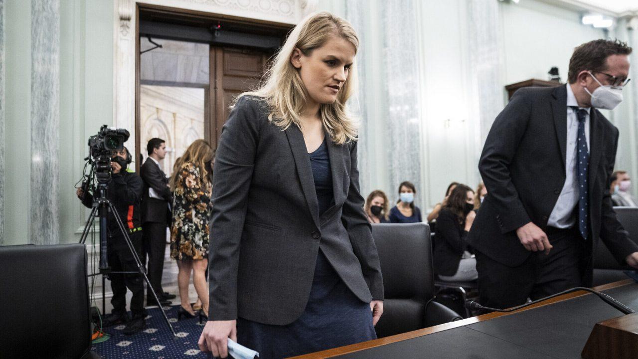 Congress Facebook Whistleblower