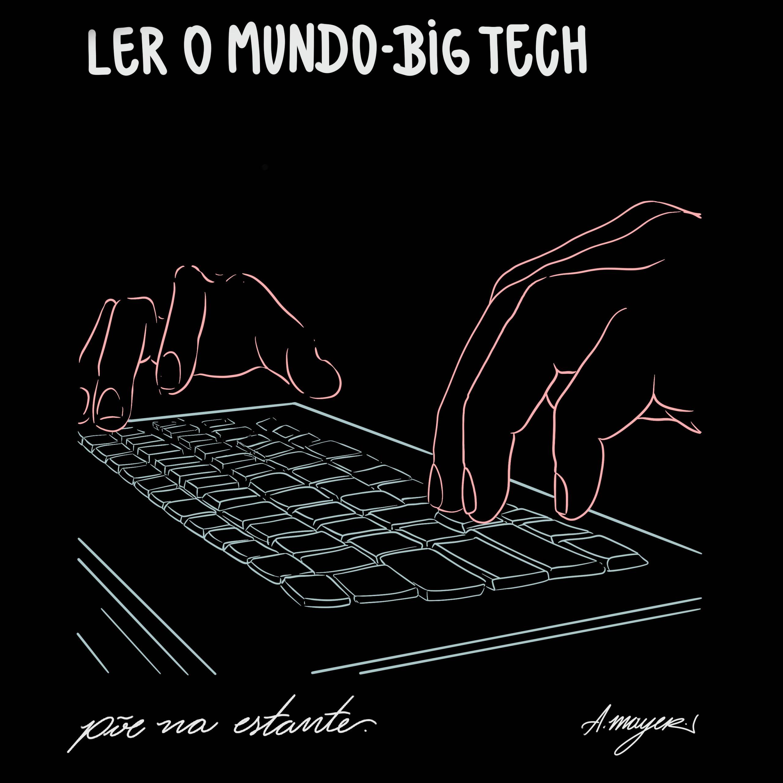 Capa - Big Tech, de Evgeny Morozov