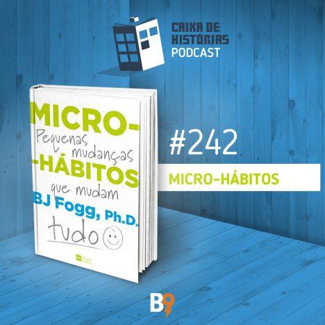 Capa - Micro-hábitos