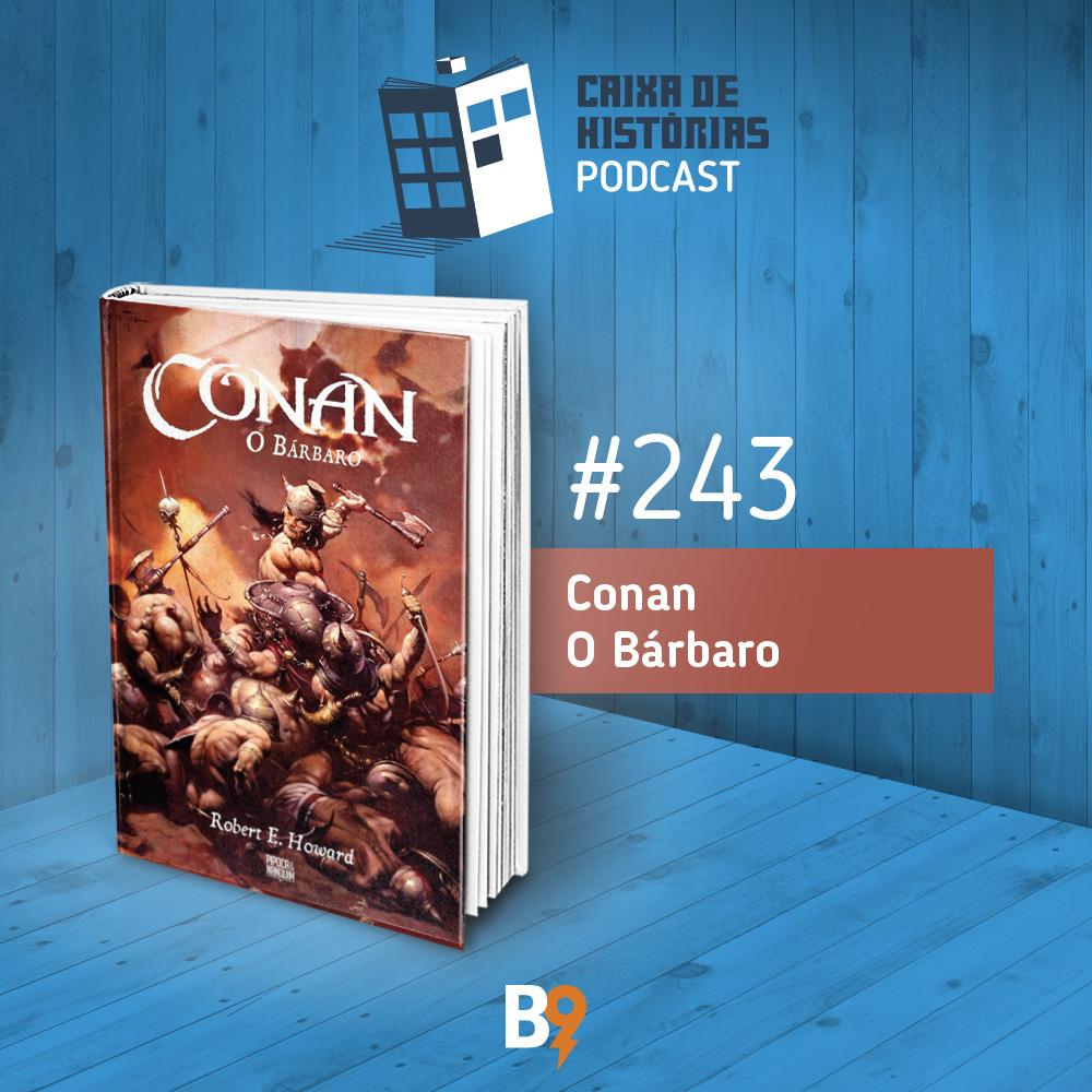 Capa - Conan: O Bárbaro